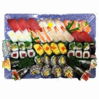 にぎり寿司・巻寿司・手巻き寿司盛り合せ【鈴】