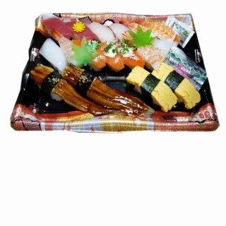 にぎり寿司盛り合せ【氷河】17貫