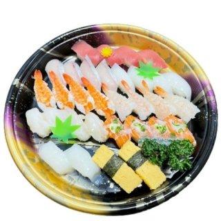新鮮寿司 丸桶 32貫