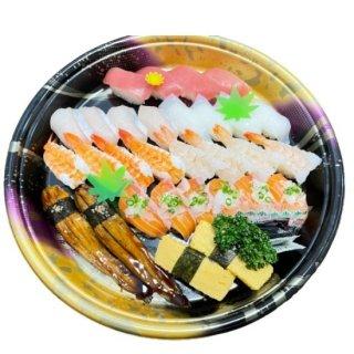 新鮮寿司 丸桶 30貫