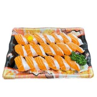 にぎり寿司(サーモン)