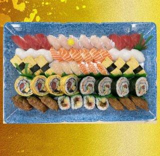 にぎり寿司・巻き寿司盛り合せ【和】(6〜7人前)