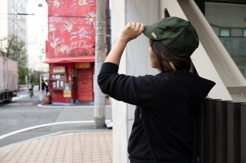 アンパイヤ帽【頭が大きくてもOK!】