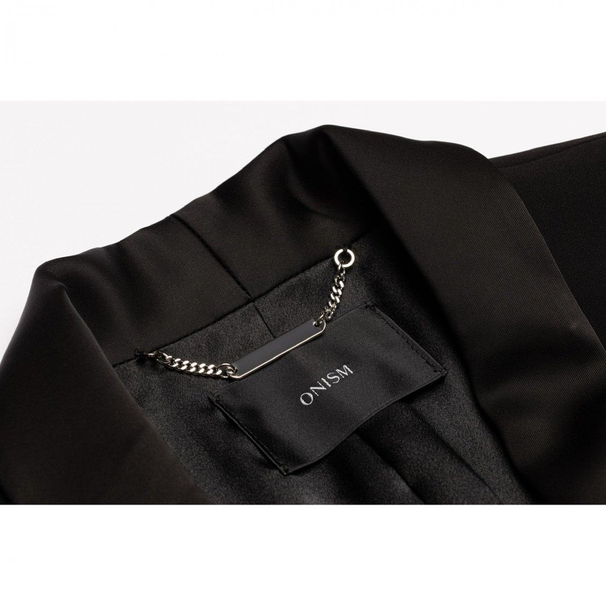 タキシードジャケット(ブラック)