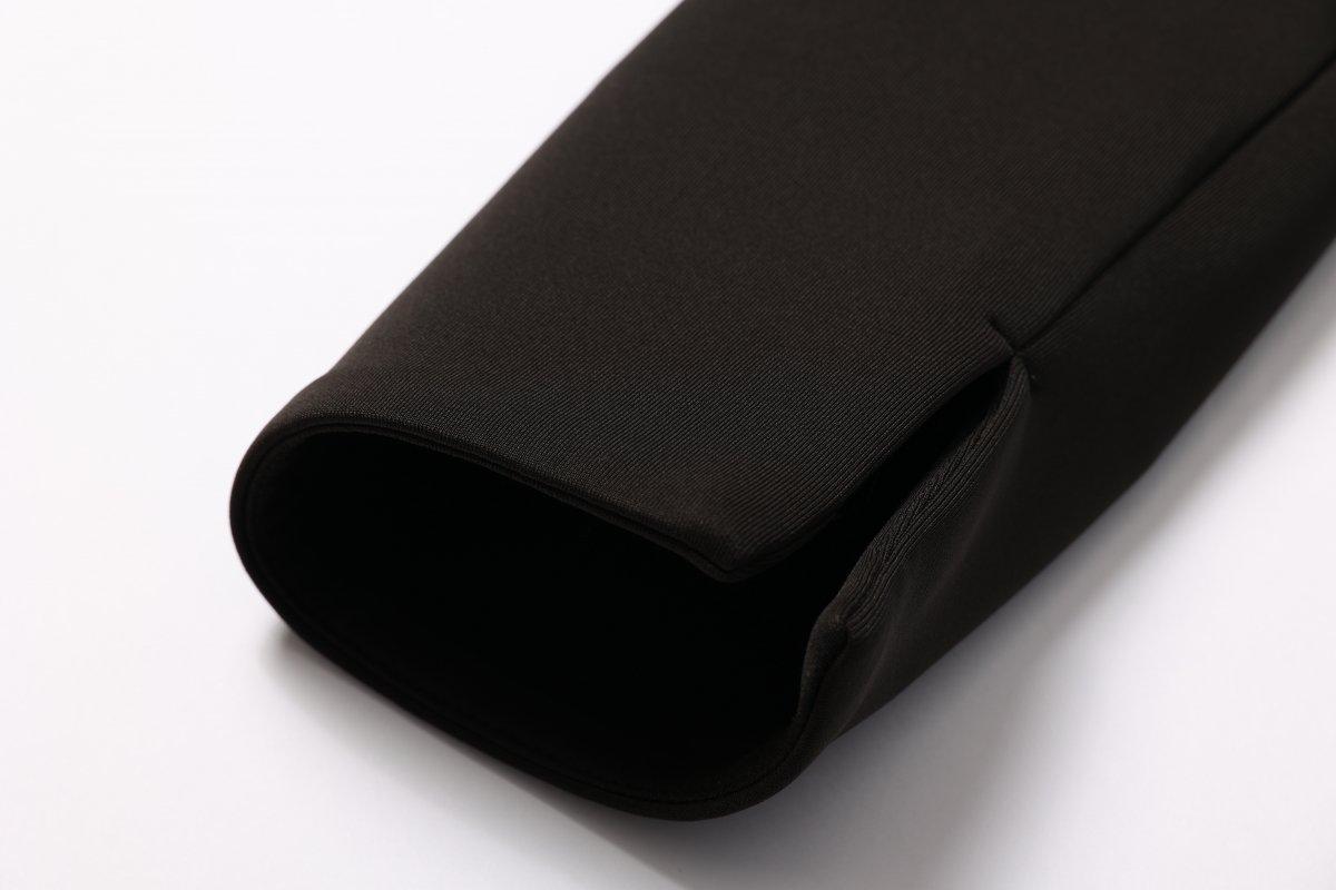 フリルミニワンピース(ブラック)