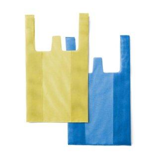CONVENI BAG(L)  Yellow×Blue