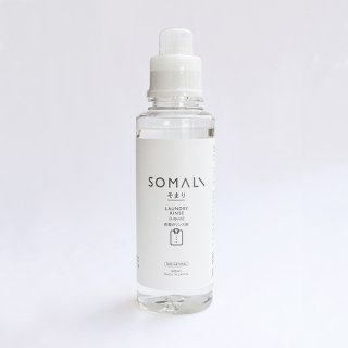 SOMALI そまり 衣類のリンス剤600ml