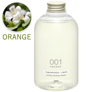 TAMANOHADA LIQUID  001 ORANGE/タマノハダ リキッド 001 オレンジ