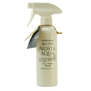 Nosta エアーフレッシュスプレー Aqua(アクア)