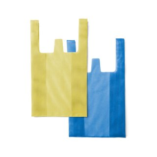 CONVENI BAG(S)  Yellow×Blue