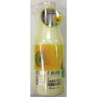 クリーンナビ<br>ボディーシャンプー<br>カモミールの香りの商品画像