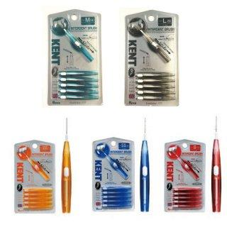 KENT<br>歯間ブラシ<br>6本入の商品画像
