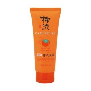 薬用<br>柿渋洗顔フォーム<br>130gの商品画像