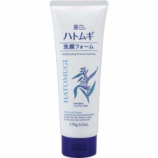 麗白<br>ハトムギ洗顔フォーム<br>170gの商品画像