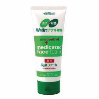 薬用<br>アクネ対策洗顔フォーム<br>130gの商品画像