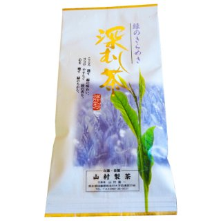 山村製茶 特上玉緑茶(80g)