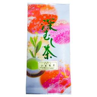 小出製茶 深蒸し玉緑茶(100g入)