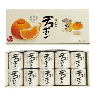 JAあしきた デコポン缶詰(10入)【産地直送】