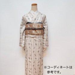 琉球絣 紬 ★裄長め