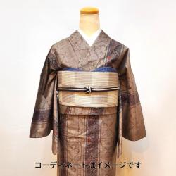 大島紬 ★巾広め