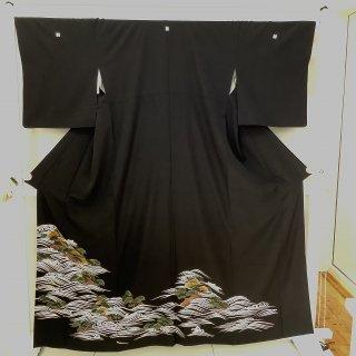 黒留袖 ★裄長め