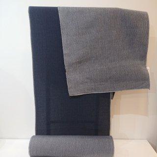 新品 綿着物 米織小紋