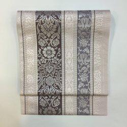 新品 博多織 八寸名古屋帯 証紙