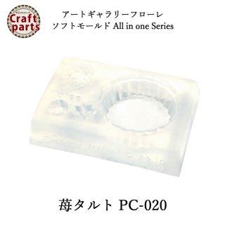 アートギャラリーフローレ ソフトモールド All in one Series PC-020 苺タルト A001