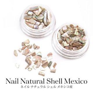 ネイル ナチュラル シェル メキシコ産 全2種