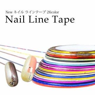 New ネイル ラインテープ 全26色