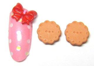 ネイルサイズ クッキーサンド 1個 11mm×11mm
