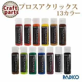 パジコ プロスアクリックス 30ml 各種13カラー