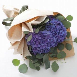ナチュラルブーケ紫陽花