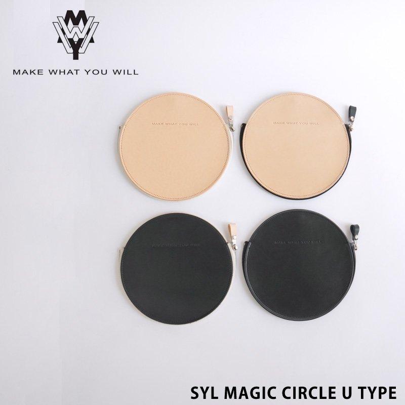 【MAKE WHAT YOU WILL】MAGIC CIRCLE(U型)