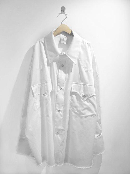 ー【Vaquera】Western Button down shirt