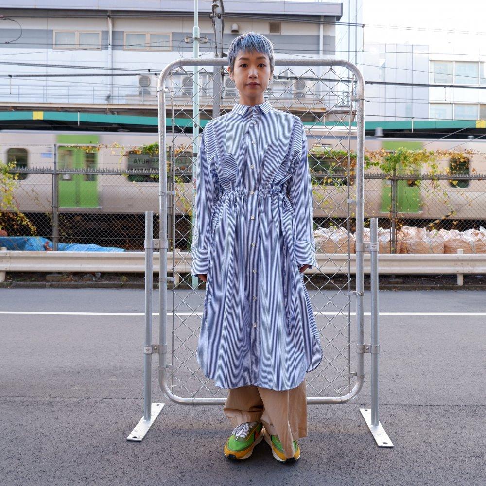 ー【DESPERADO+MAS】SHIRT DRESS