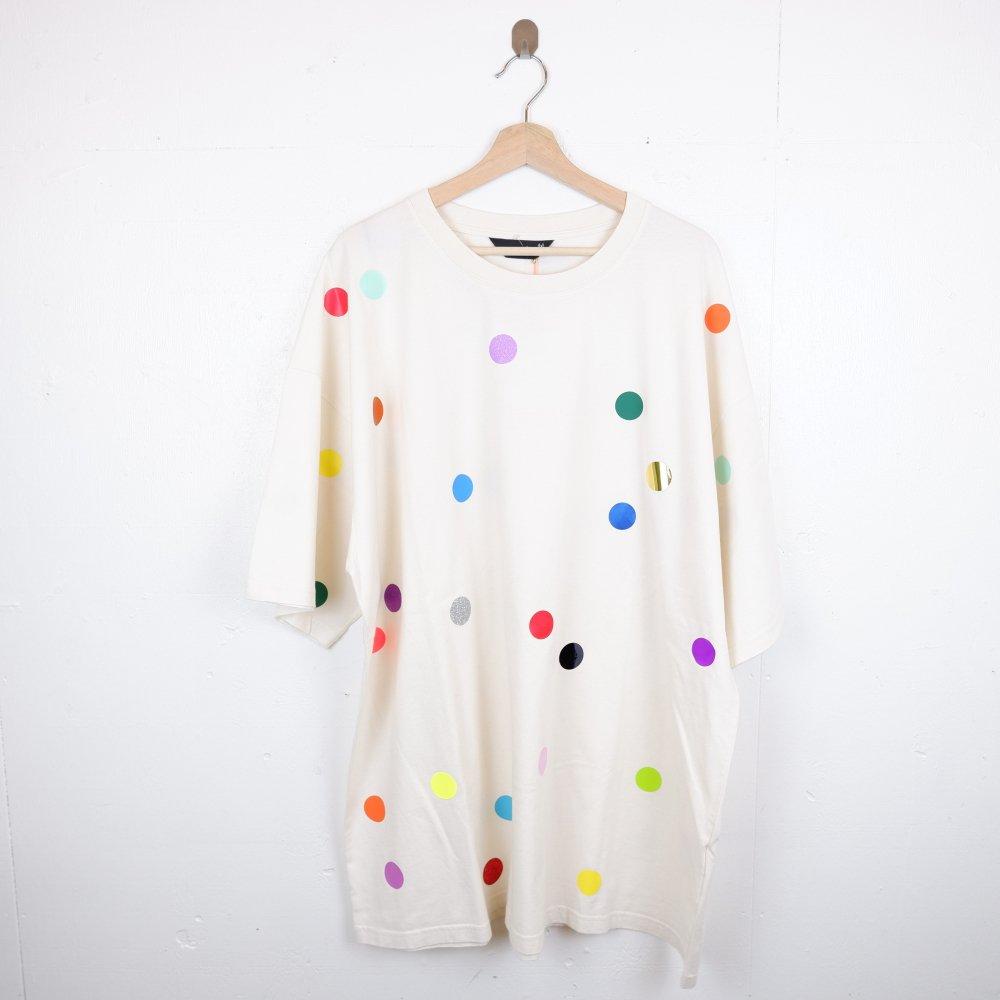 【STAR STYLING】 points  big t-shirt