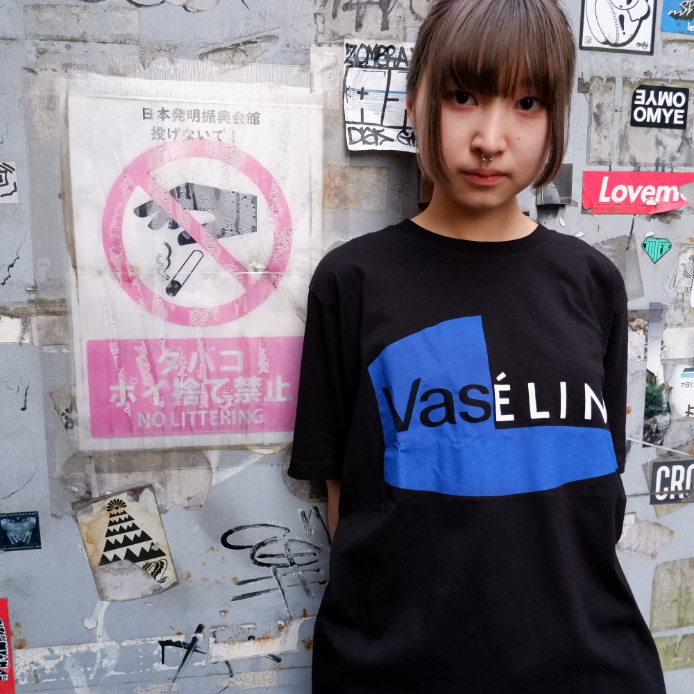 【BLACK SCORE】 VASELINE BLACK