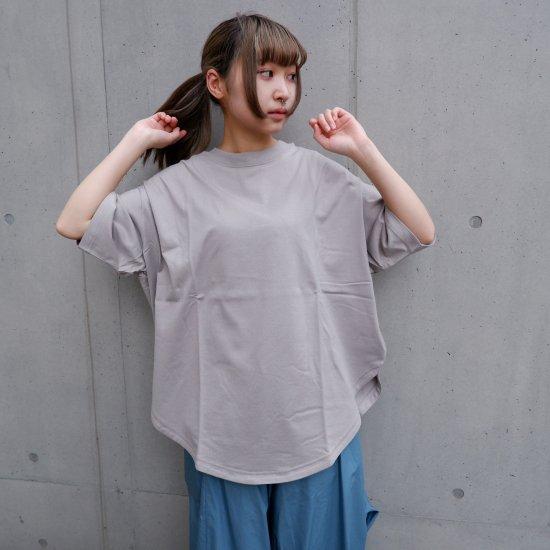 【RIDDLEMMA】Circle  T-shirt Φ80 GRAY