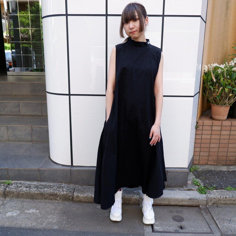 【RIDDLEMMA】Shape dress BLACK
