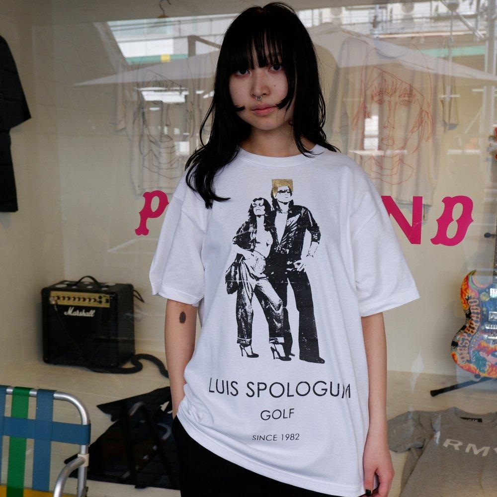【SPOLOGUM】LUIS SPOLOGUM(WHITE)