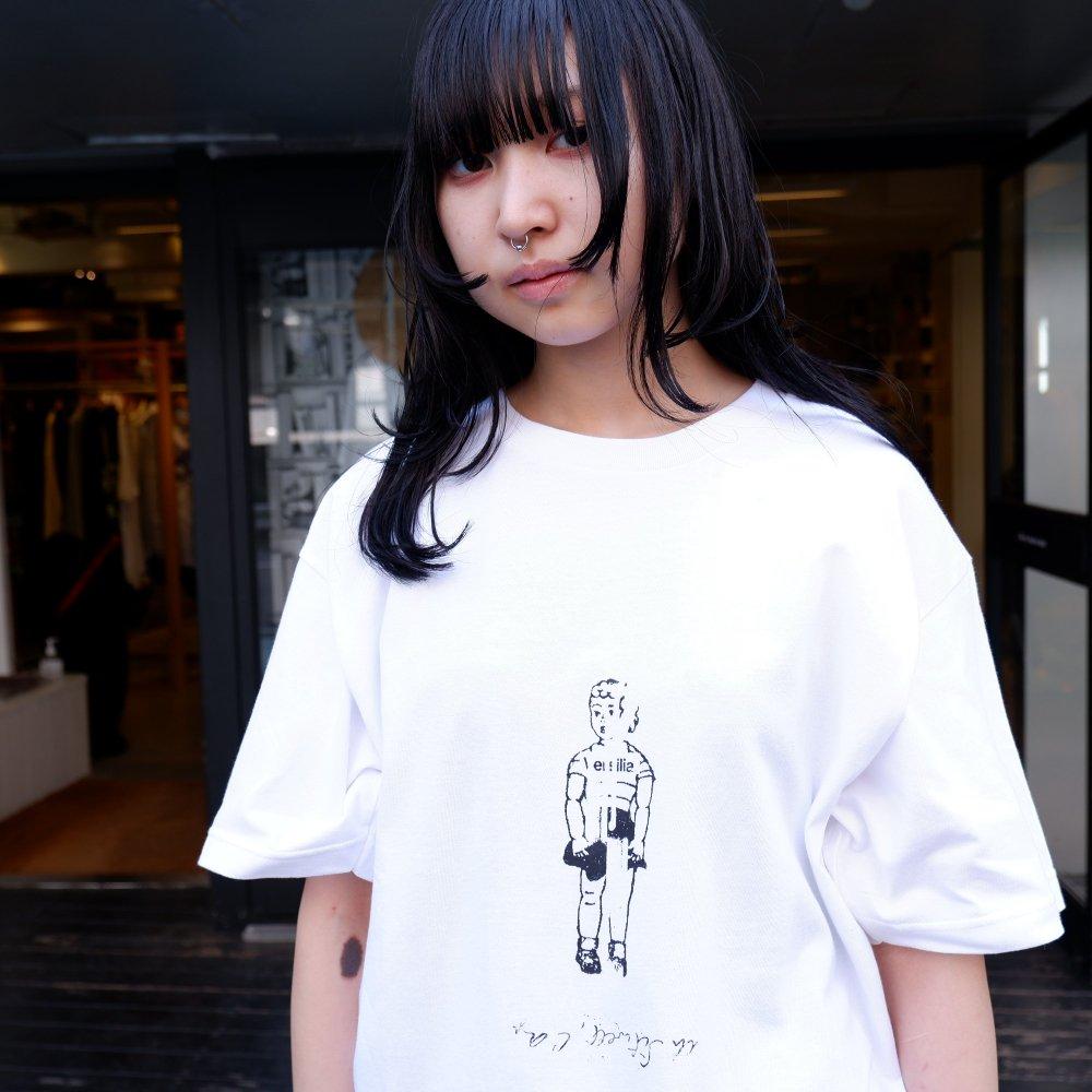 【SPOLOGUM】BUZZ GIRL(WHITE)