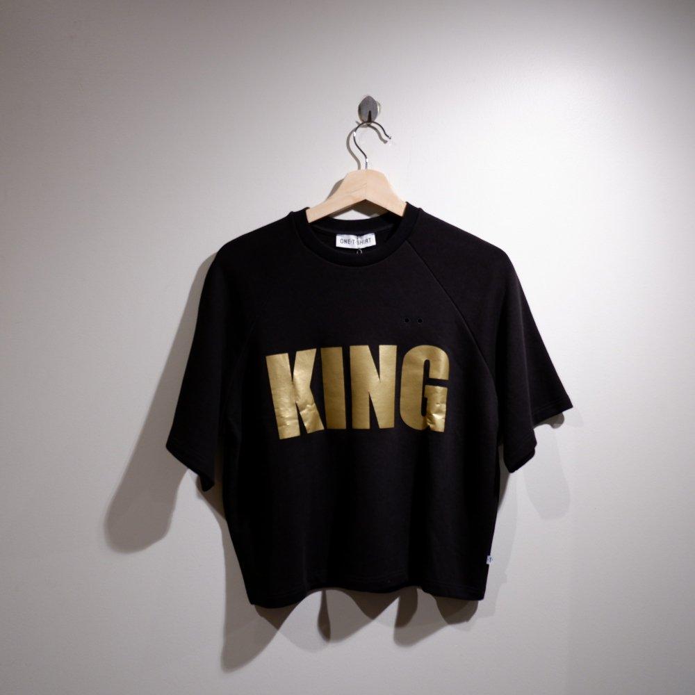 70%OFF! SALE【ONE T SHIRT】 KING CROPPED SWEATSHIRT