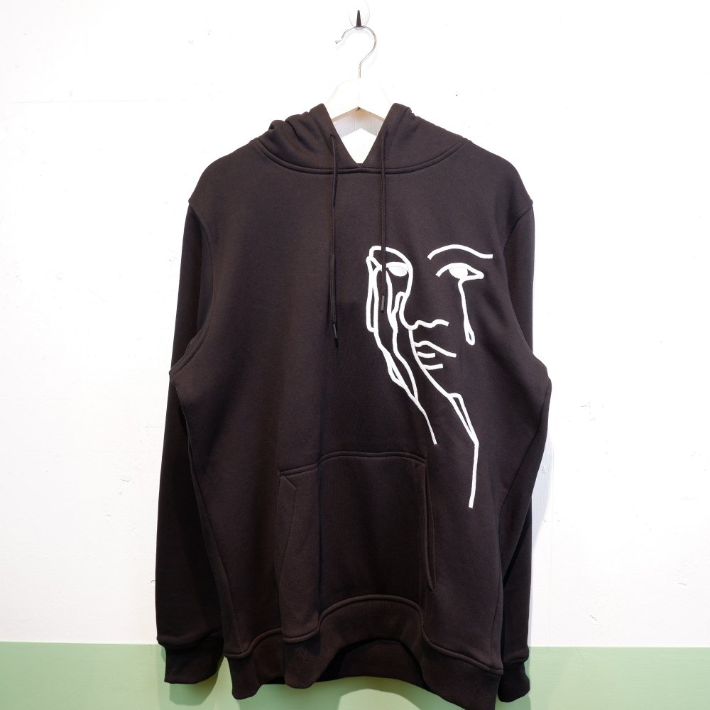 <img class='new_mark_img1' src='https://img.shop-pro.jp/img/new/icons1.gif' style='border:none;display:inline;margin:0px;padding:0px;width:auto;' />【ENCRE】 HOODIE -BORED
