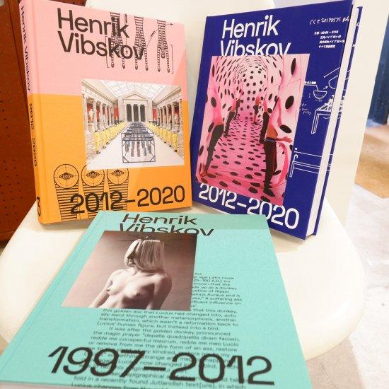 【HENRIK VIBSKOV】20TH ANNIVERSARY BOOK