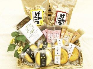 山口県中小企業団体中央会 やまぐちふるさとやまぐちくらぶ お菓子セット