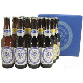 (地ビール)岸田商会【チョンマゲビール】3種12本セット