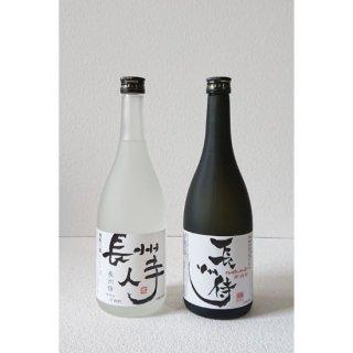 (焼酎)鷲見酒舗いも焼酎【長州侍】・35%、25%詰合せ