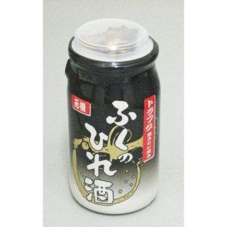 (リキュール)しらたき酒造 【ふくのひれ酒】 ヒレ付きカップ170ml 10本セット