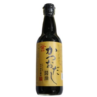 深井醤油 かつおだし醤油 360ml